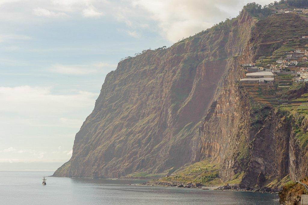 Steilküste, Cabo Girao, Madeira