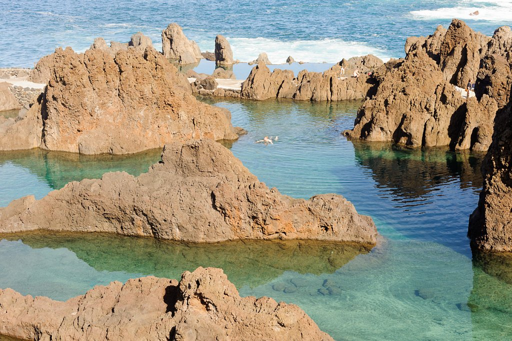 Lava Pools, Porto Moniz