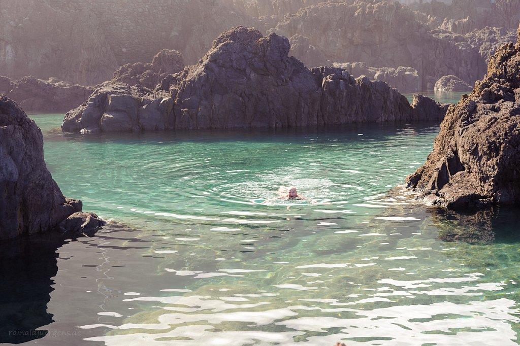 Naturschwimmbecken, Porto Moniz