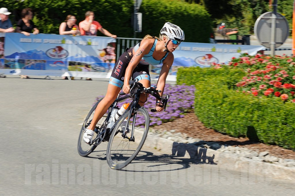 Sport Event IronMan 70.3 in Zell am See